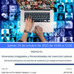 """Taller de Búsqueda de Empleo 2.0 """"Redes Sociales y Profesionales"""""""
