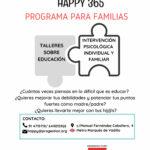 HAPPY 365. PROMOVIENDO LA PARENTALIDAD POSITIVA TAMBIÉN EN 2021