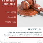 NUEVO TALLER EN MADRID: PREVENCIÓN DE RIESGOS LABORALES