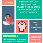 NUEVO CURSO ONLINE: Intervención con Personas con Trastornos de Salud Mental en recursos convivenciales