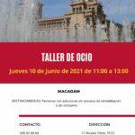 NUEVO TALLER DE OCIO: CONOCIENDO VALLADOLID DE LA MANO DE NUESTRO PROYECTO MACADAM