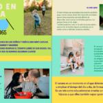 HAPPY 365: CÓMO AFRONTAR EL RETO DE LA CRIANZA DURANTE LAS VACACIONES