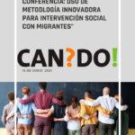 CONFERENCIA: USO DE METODLOGÍA INNOVADORA PARA INTERVENCIÓN SOCIAL CON MIGRANTES