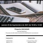 NUEVO TALLER EN VALLADOLID: BUSQUEDA DE EMPLEO POR INTERNET Y CON EL MÓVIL