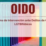 DESDE PROGESTIÓN PONEMOS EL OIDO FRENTE A LOS DELITOS DE ODIO LGTBIFÓBICOS